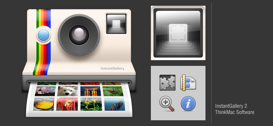 InstantGallery 2 icon for ThinkMac Software