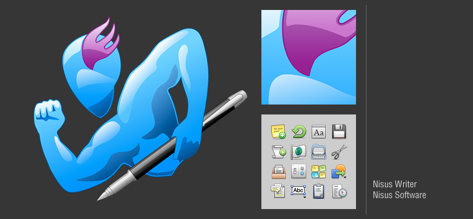 Nisus Writer icon for Nisus Software
